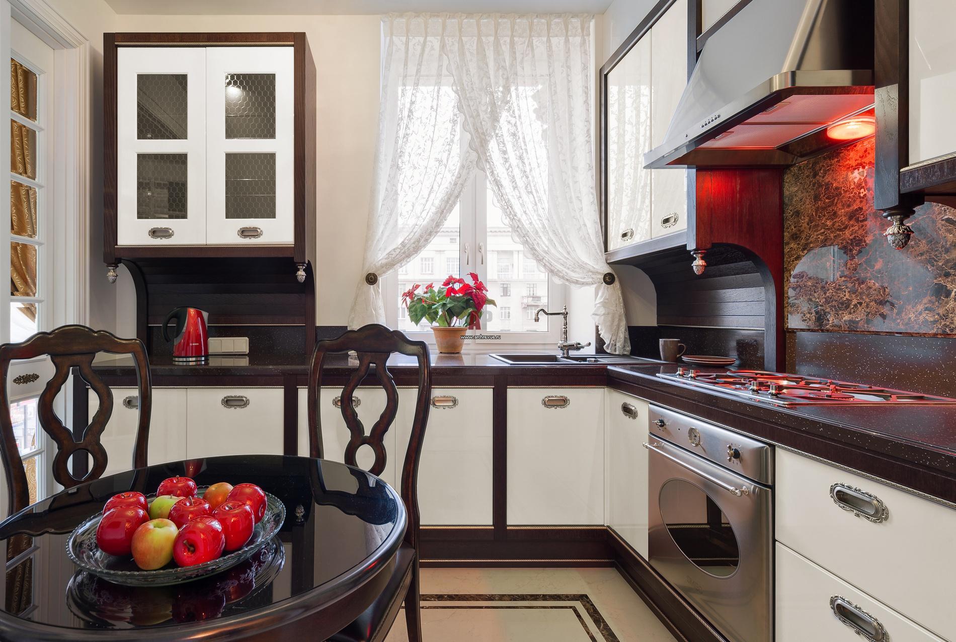 Самые красивые дизайны кухни