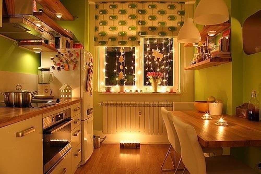 Домашняя кухня своими руками