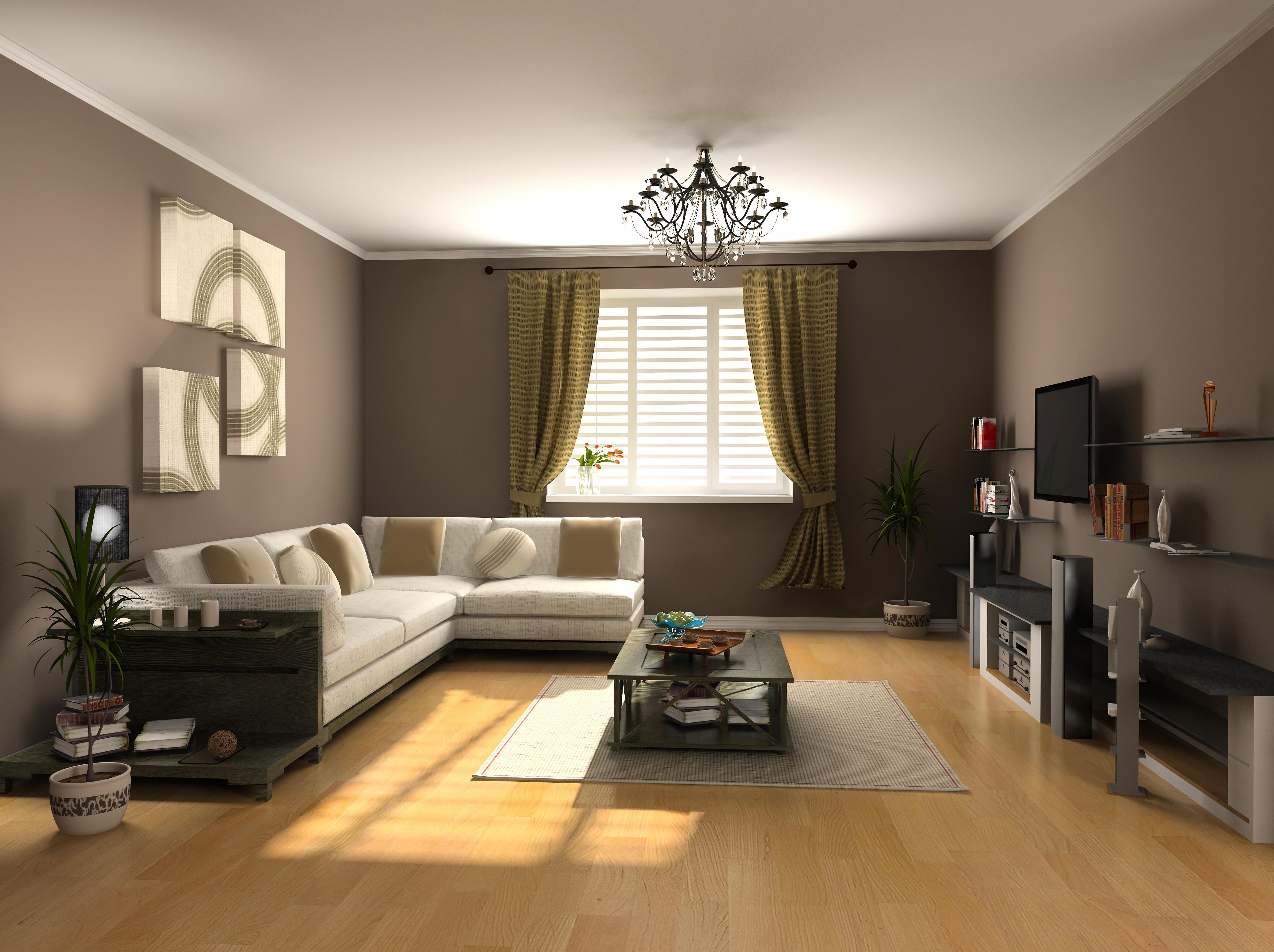 Интерьер дизайн гостиной в квартире