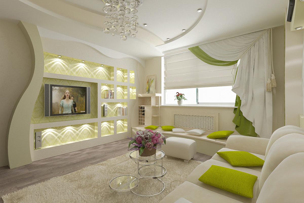Интерьер и дизайн комнат