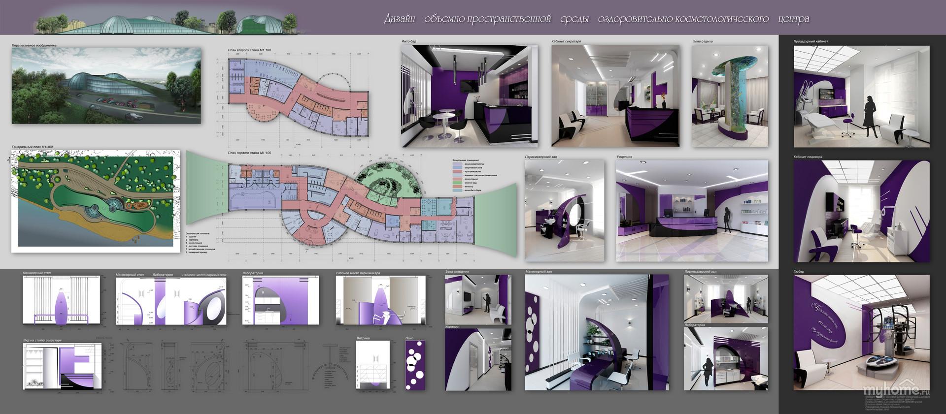 Специальный дизайн проект интерьера