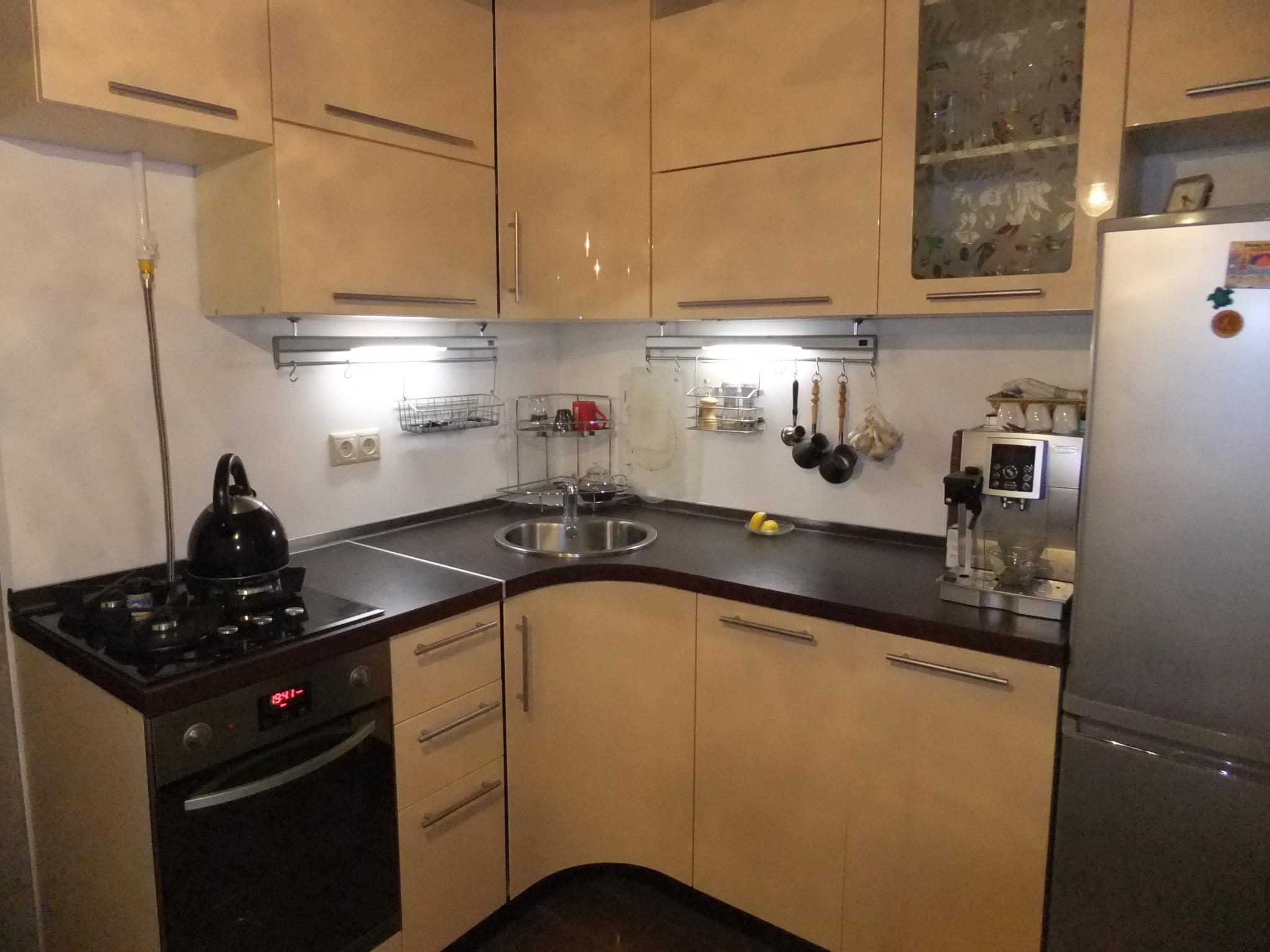 Фото ремонт в кухне 6 метров