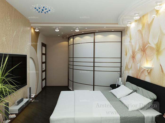 Дизайн квартир 3-х комнатных п 44т