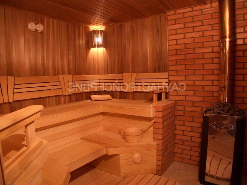 Как сделать баню изнутри