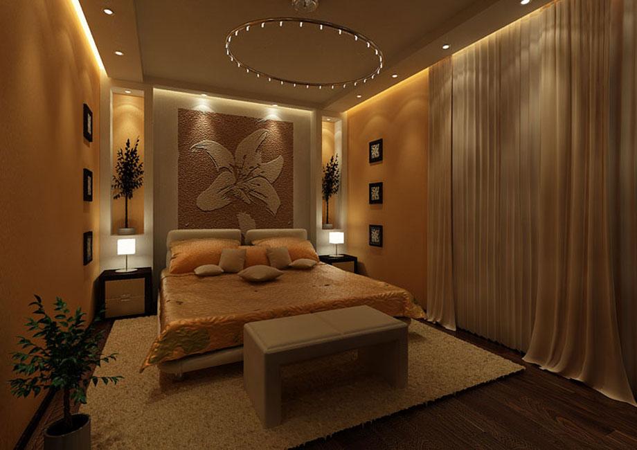 Ремонт спальни дизайн в квартире