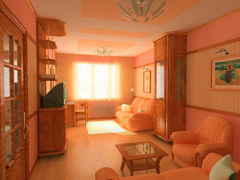 Как сделать дизайн в своей квартире