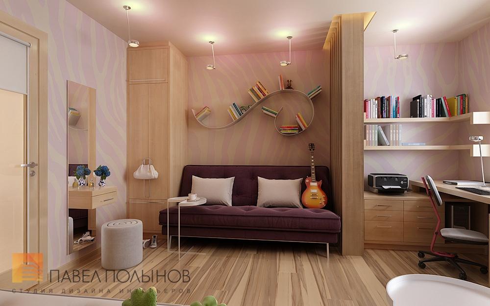 Дизайн комнаты для девочки подростка 9 кв м