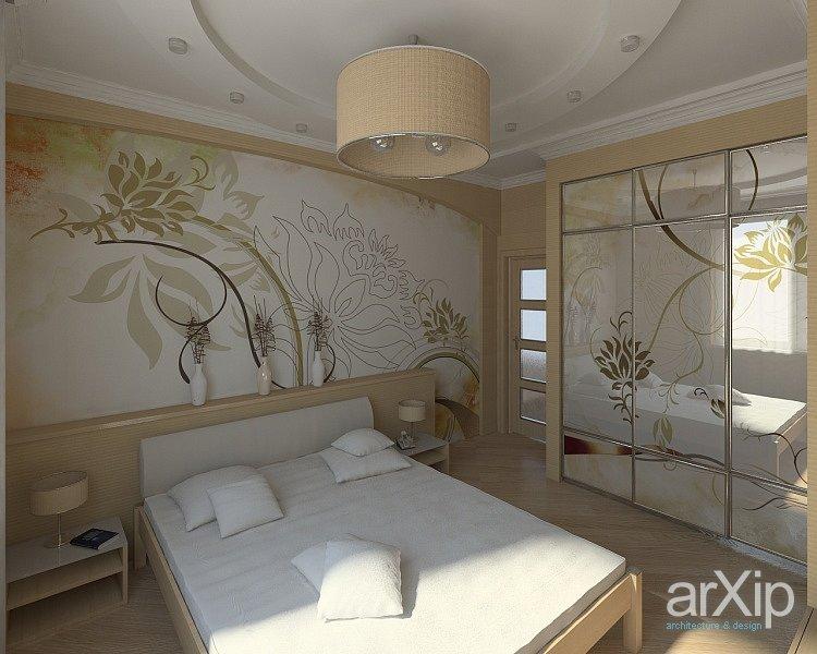 Недорогой дизайн спальни своими руками фото
