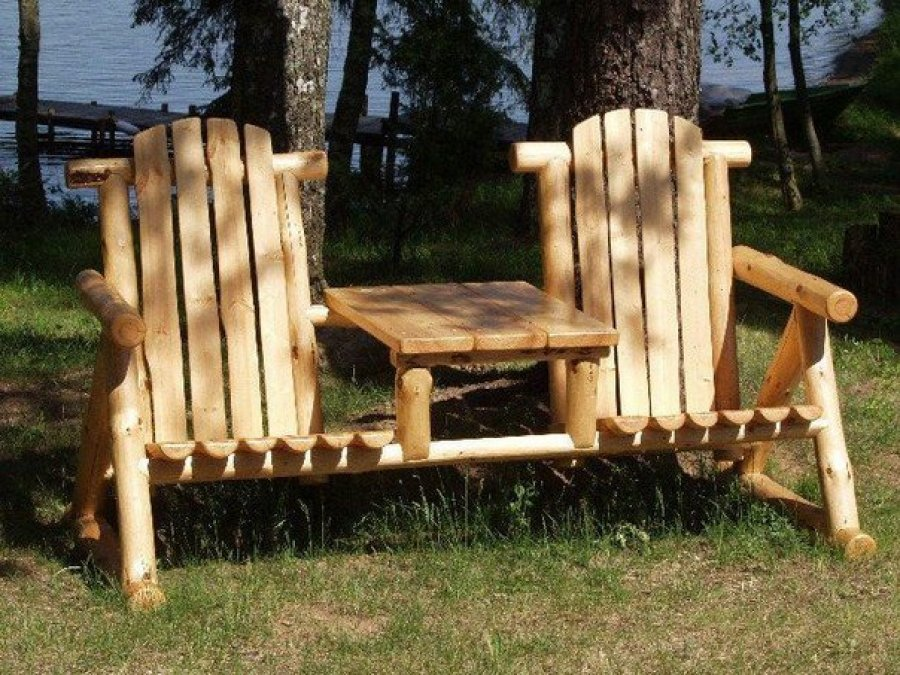 Мебель из дерева для дома своими руками