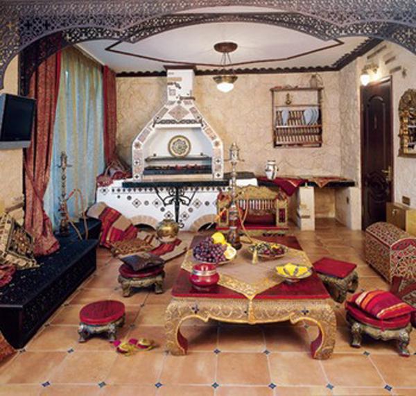 Мебель в арабском стиле 117