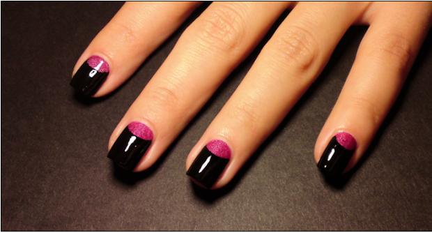 Маникюр картинки на короткие ногти в домашних условиях