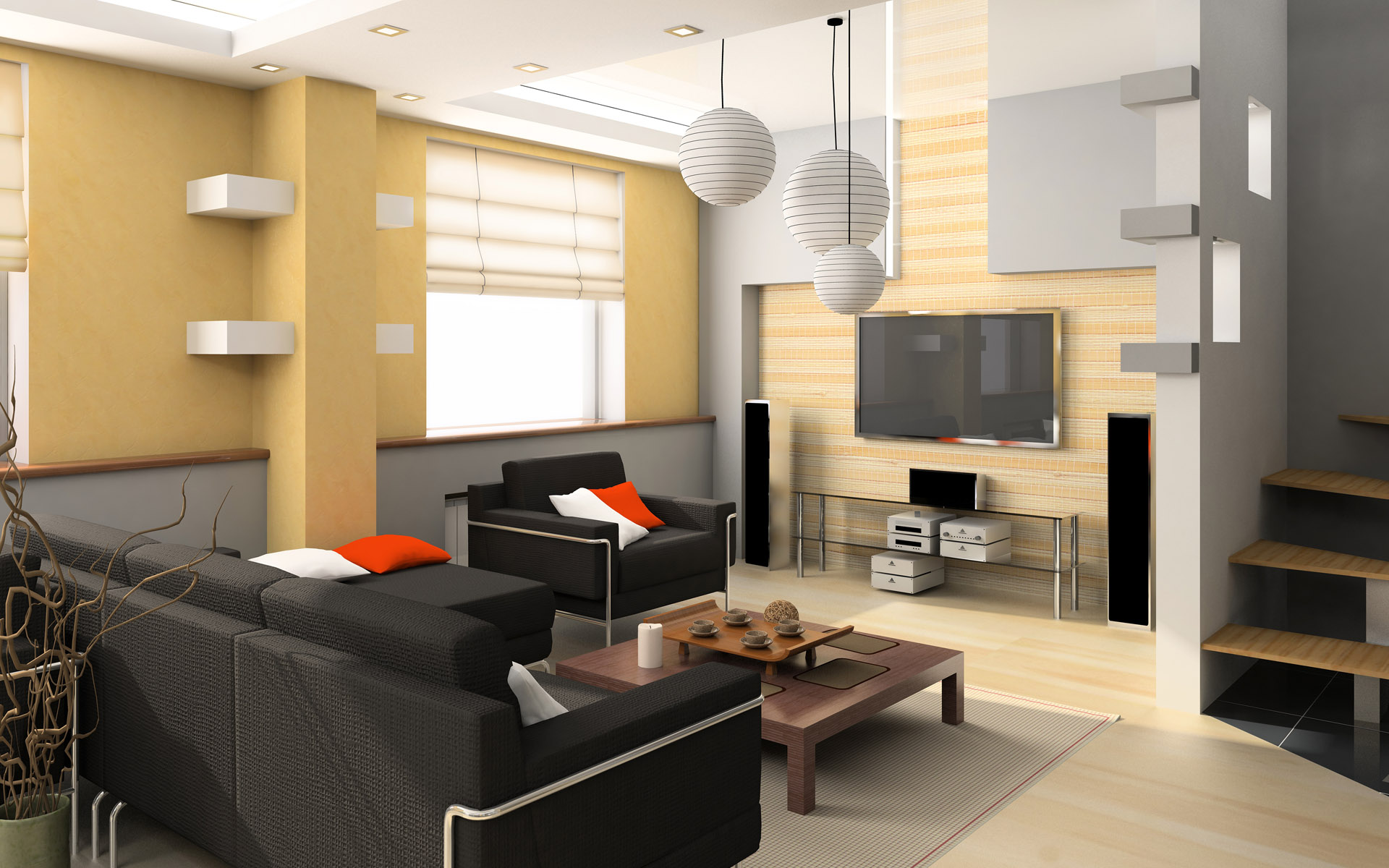 Дизайн интерьера фото в квартире