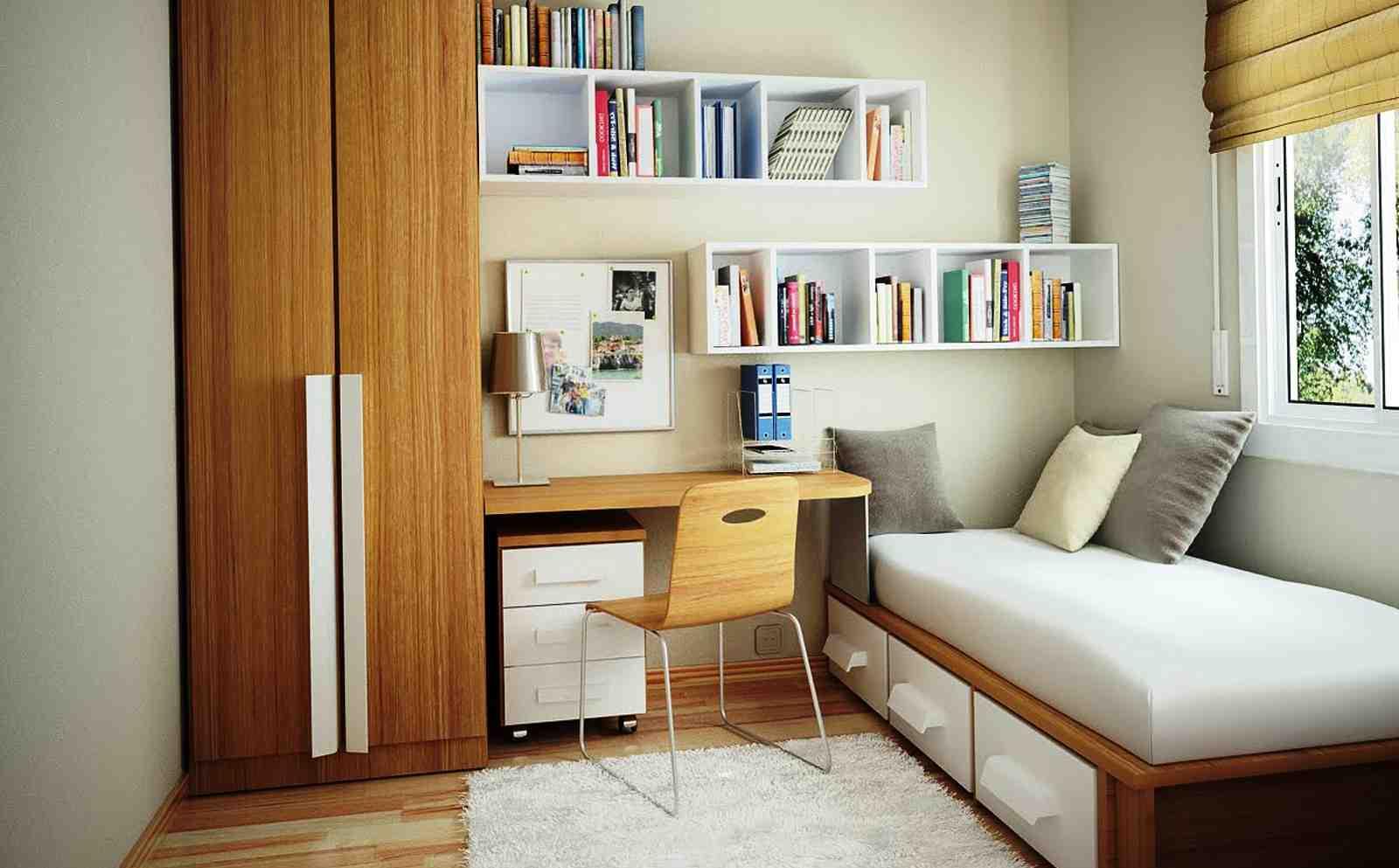Маленькая комната дизайн картинки