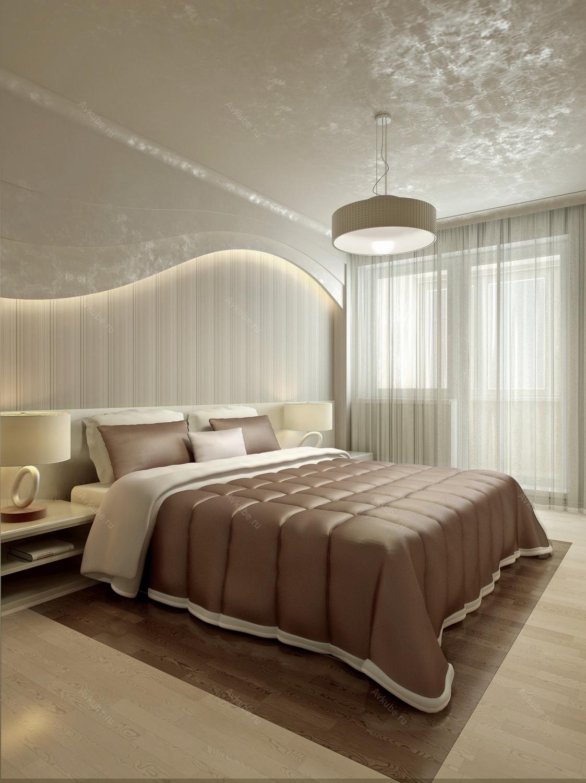 Дизайн спальни в хрущевке - 10 фото интерьеров