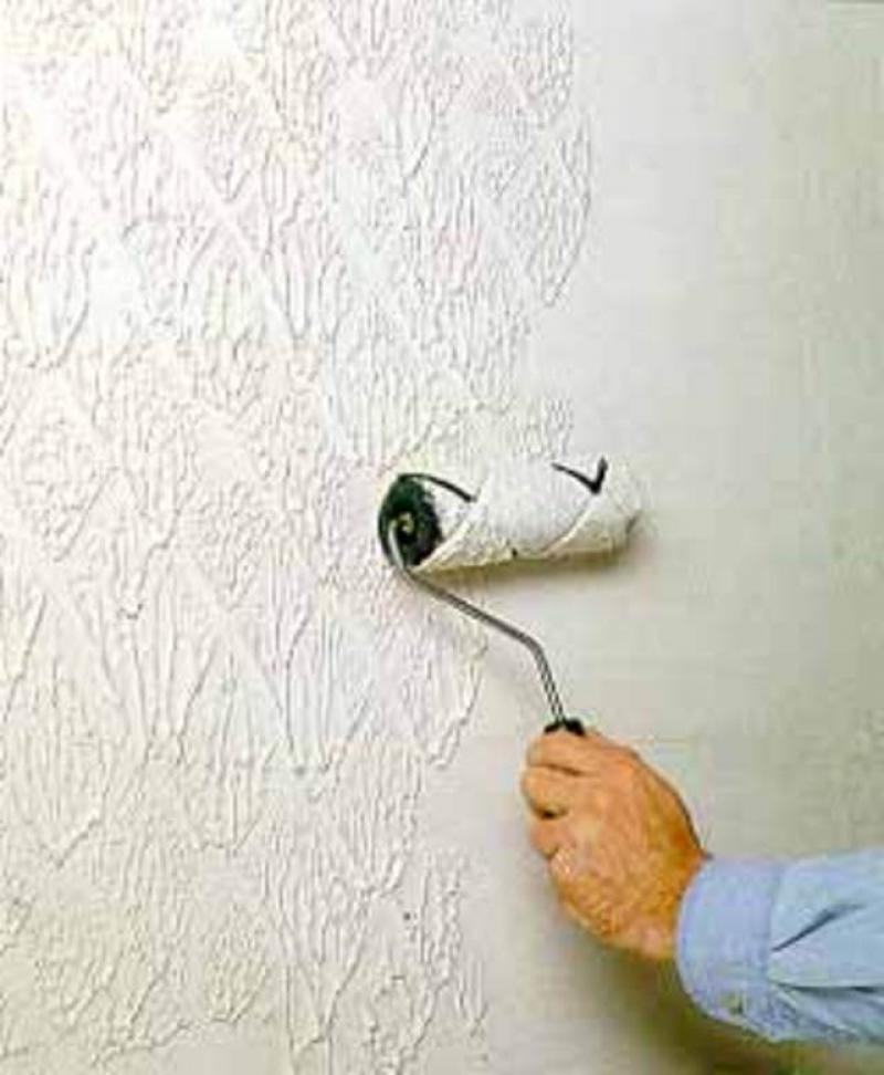 """Обои для стен под покраску """" Картинки и фотографии дизайна квартир, домов, коттеджей"""
