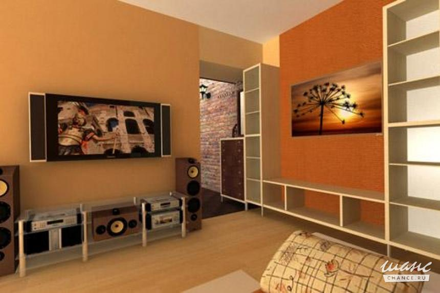 Дизайн 2-х комнатных квартир в хрущевке