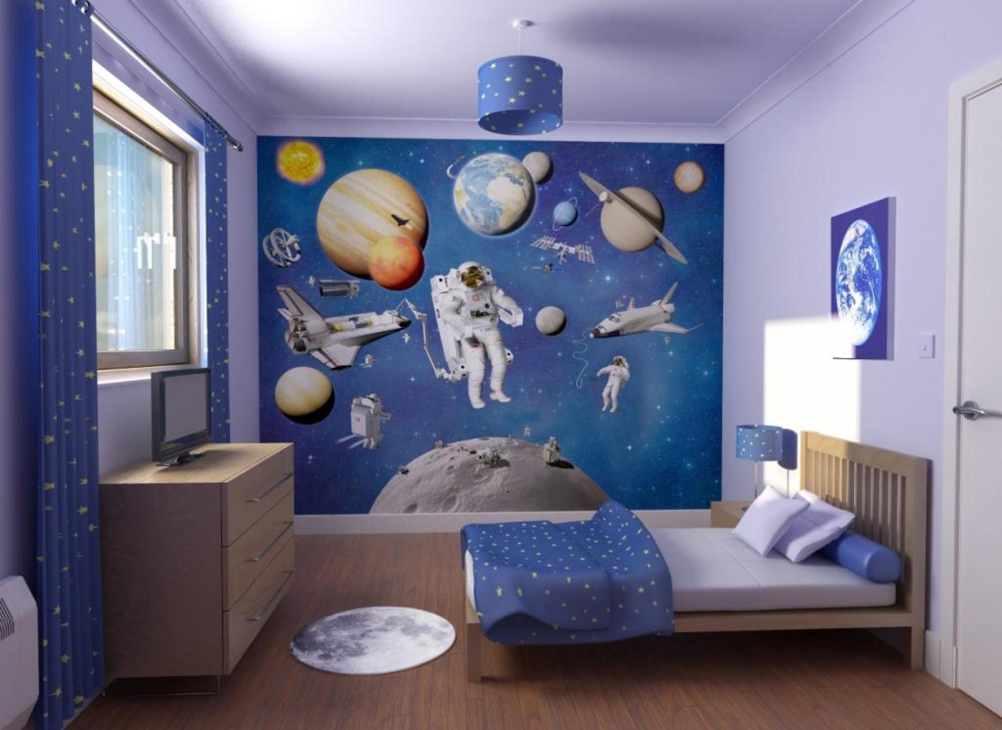 Отделка комнаты для подростка своими руками