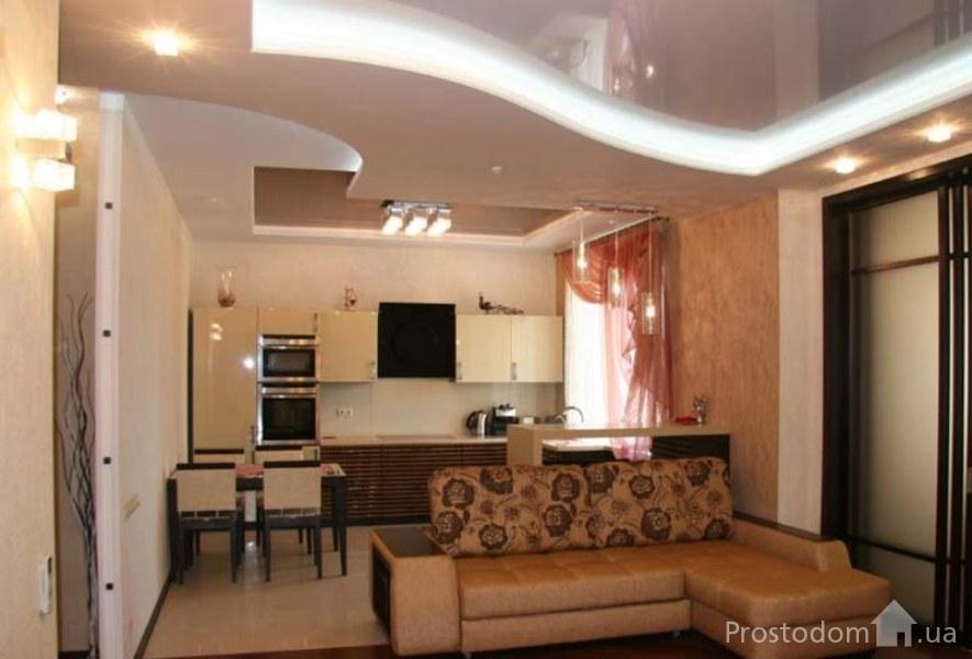 Маленькая однокомнатная квартира простой ремонт
