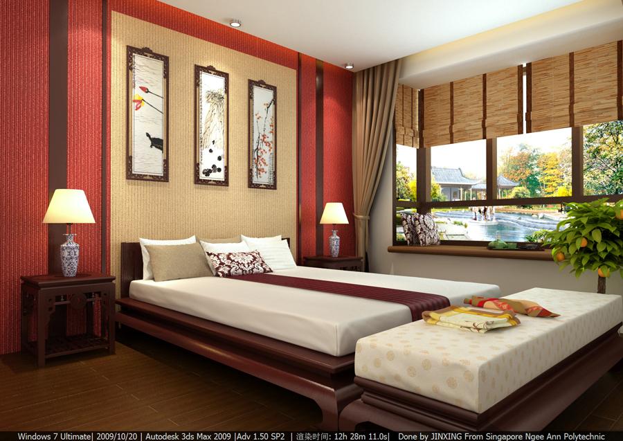Китайский дизайн квартир в