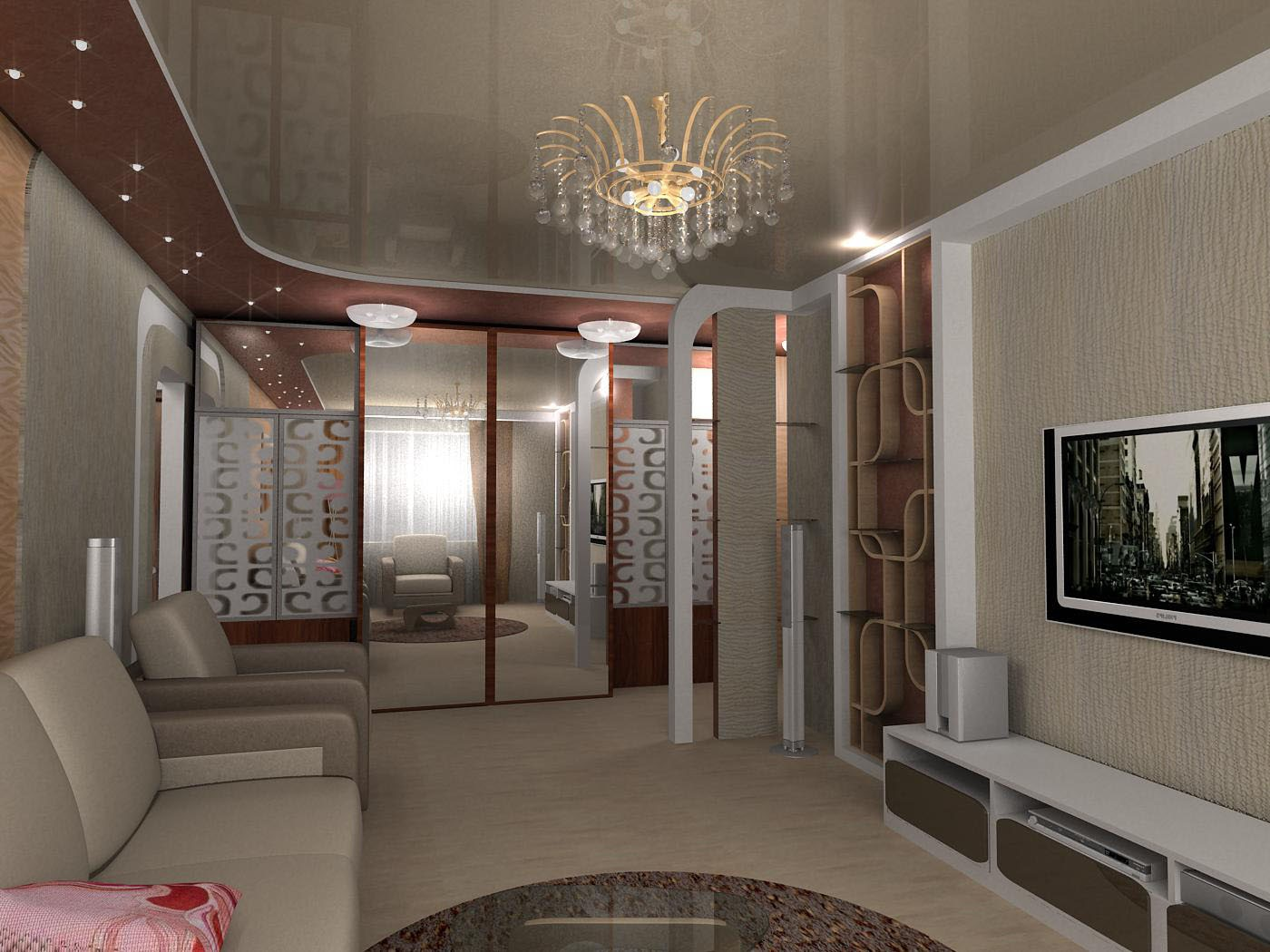 Ремонт трехкомнатной квартиры в панельном доме своими руками
