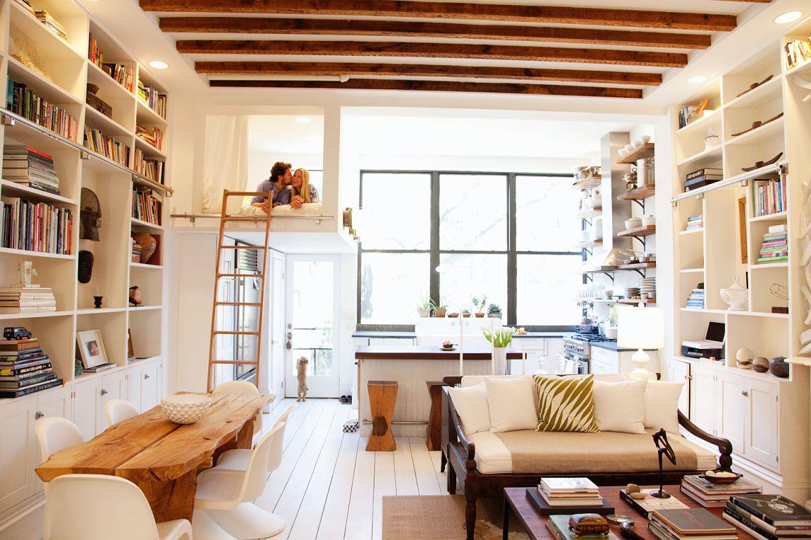 Как уютно сделать маленькую квартиру