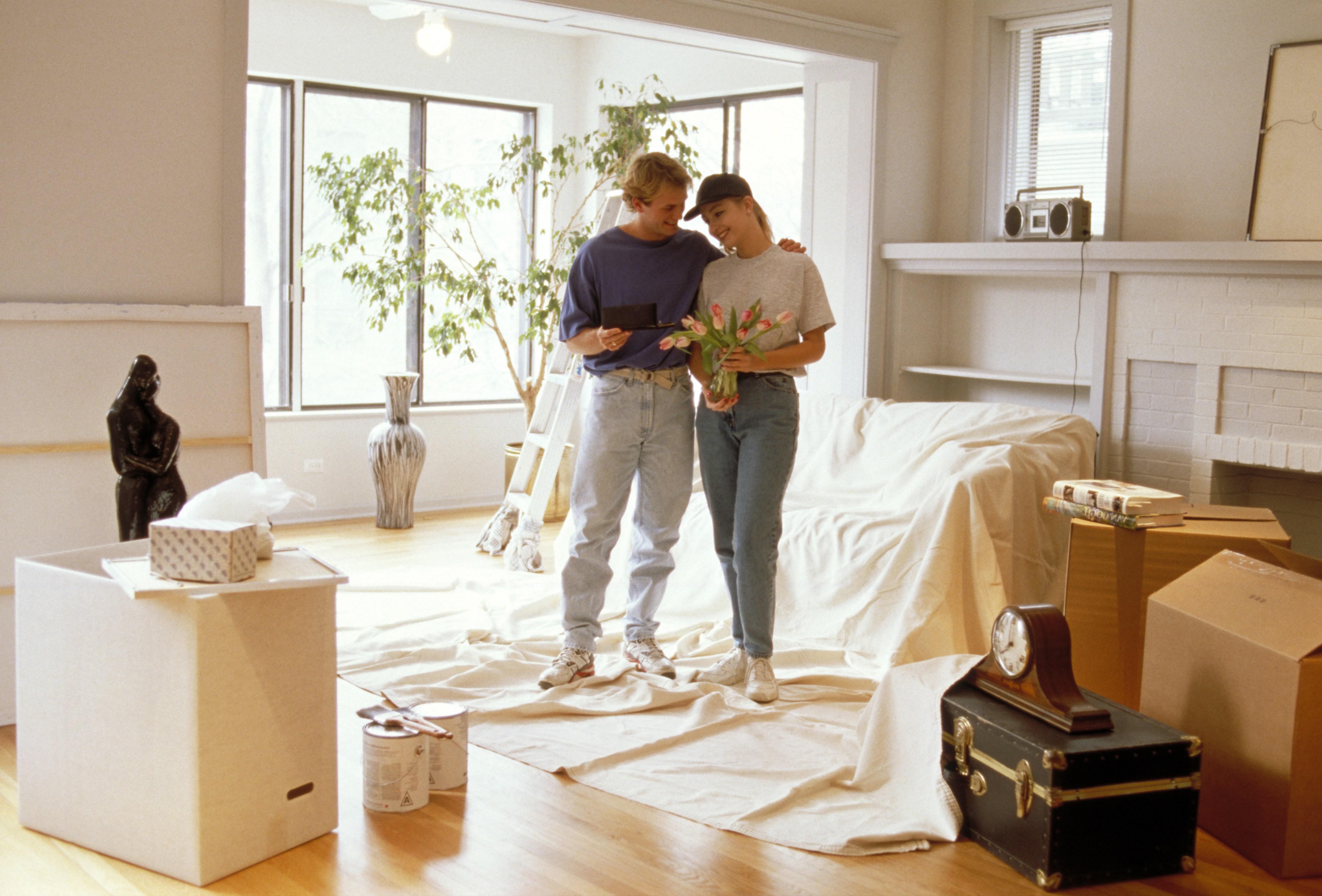 Как правильно сделать ремонт в квартире нового дома