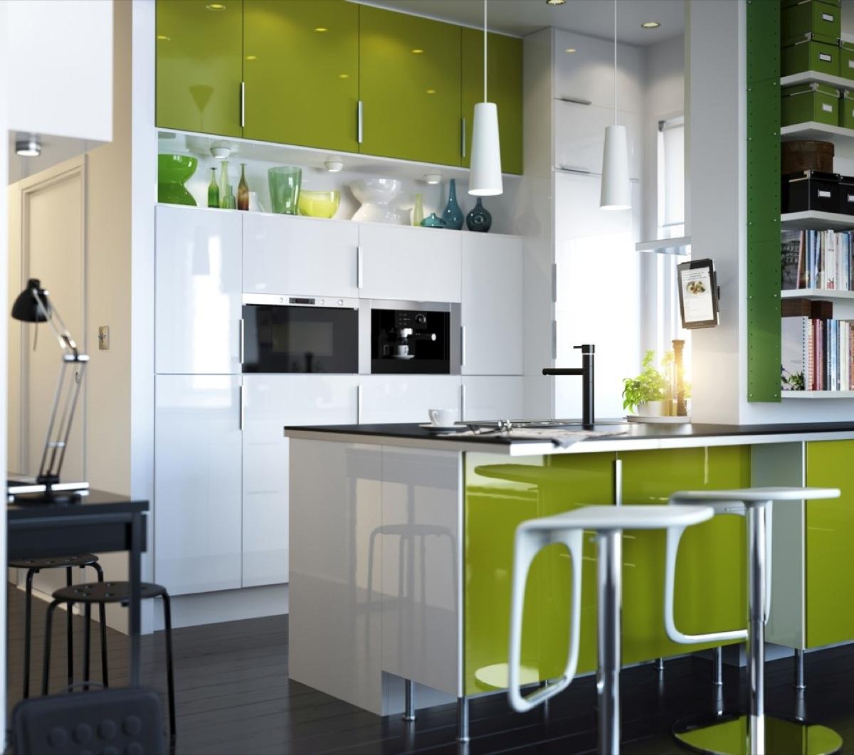 Кухни фото 2015 современные идеи для маленькой кухни