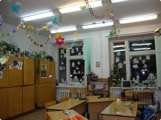 Как украсить школьный кабинет своими руками фото 36