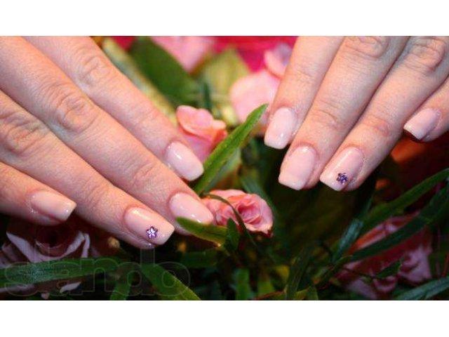 Наращивание ногтей не цветы