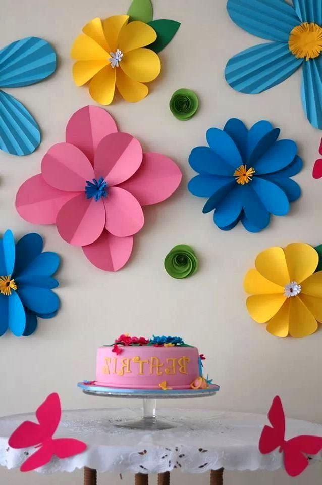 Украсить комнату на день рождения ребенка 6 лет своими руками 161