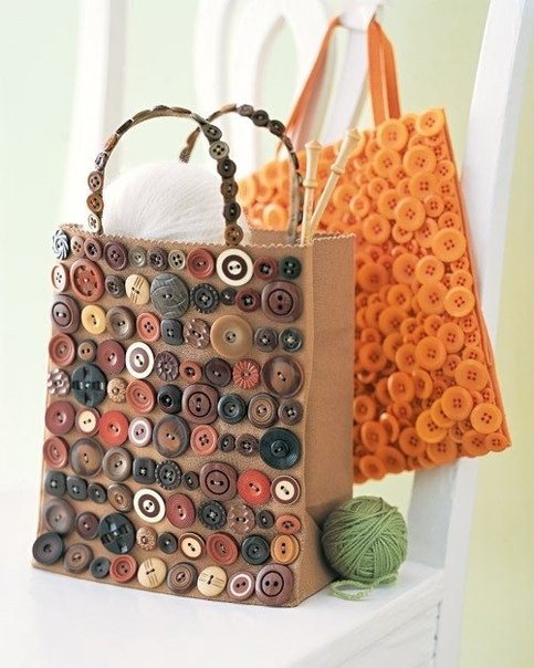 Декор сумочки своими руками