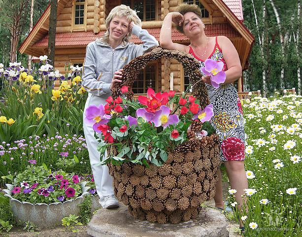 Интересные идеи для сада и дома своими руками