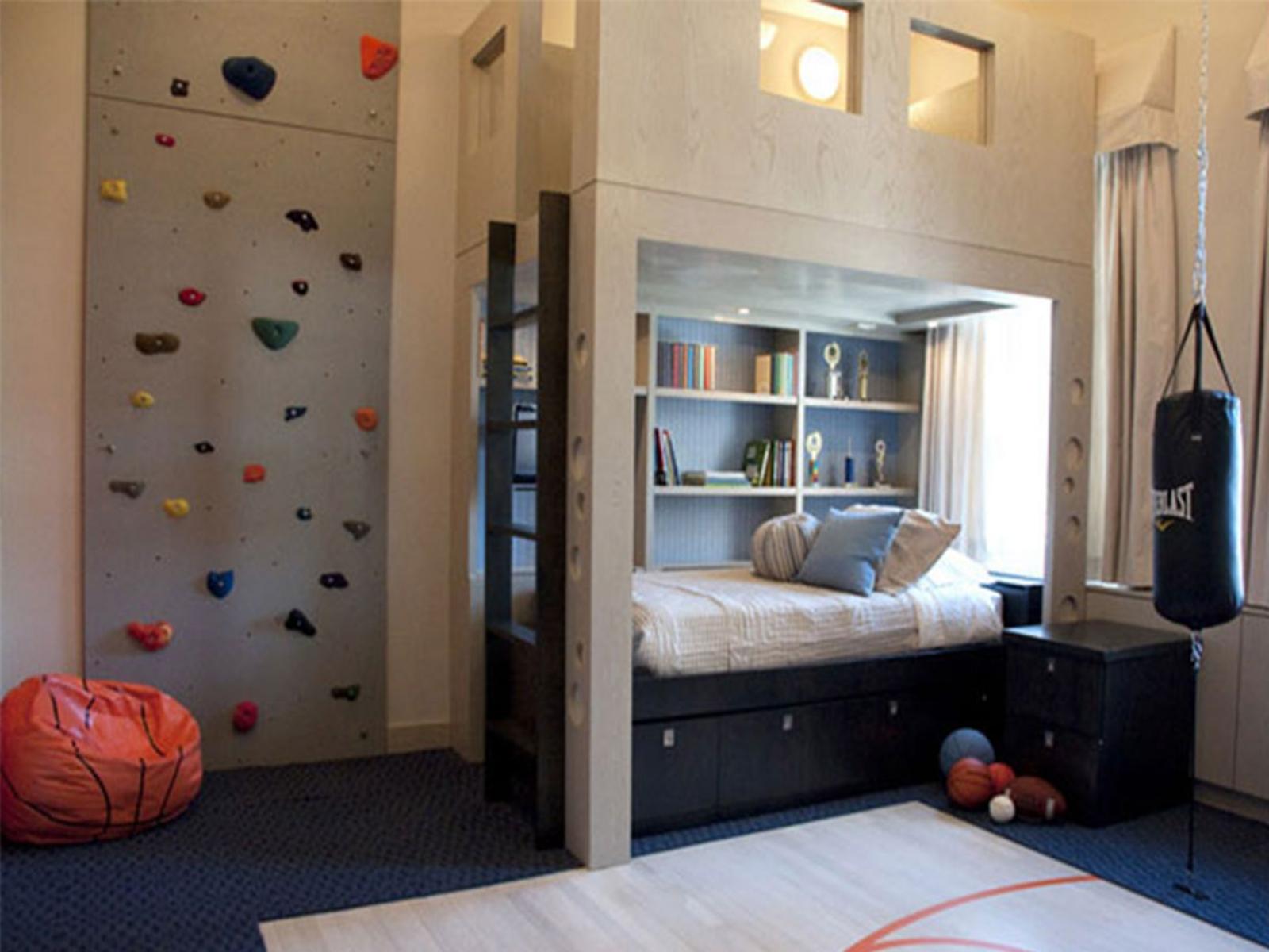 Комната для мальчика идеи фото