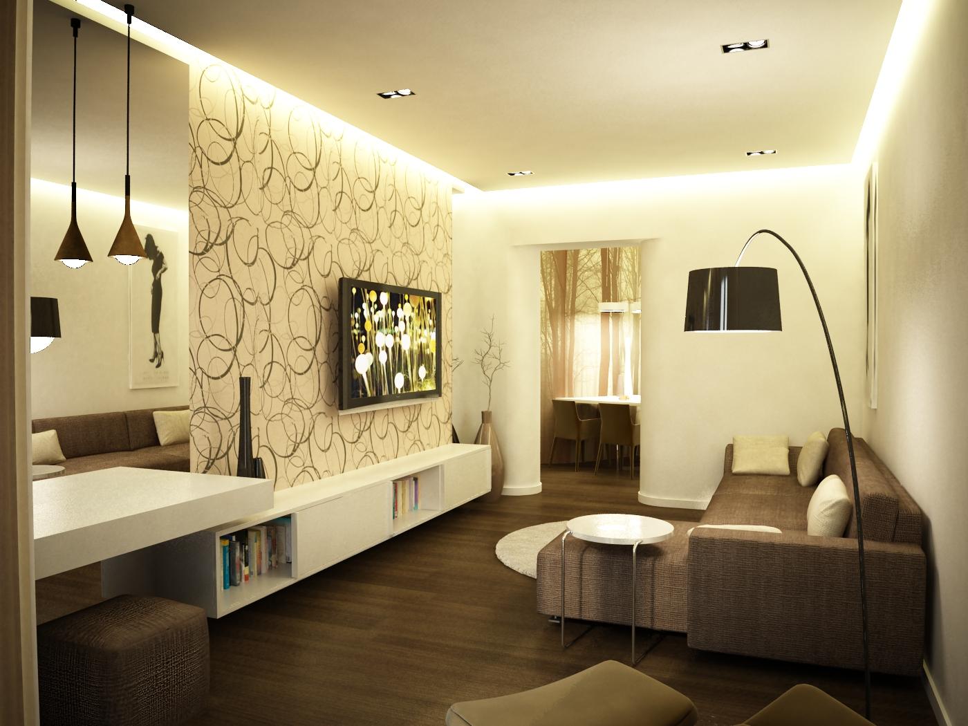 Сделать ремонт в однокомнатной квартире