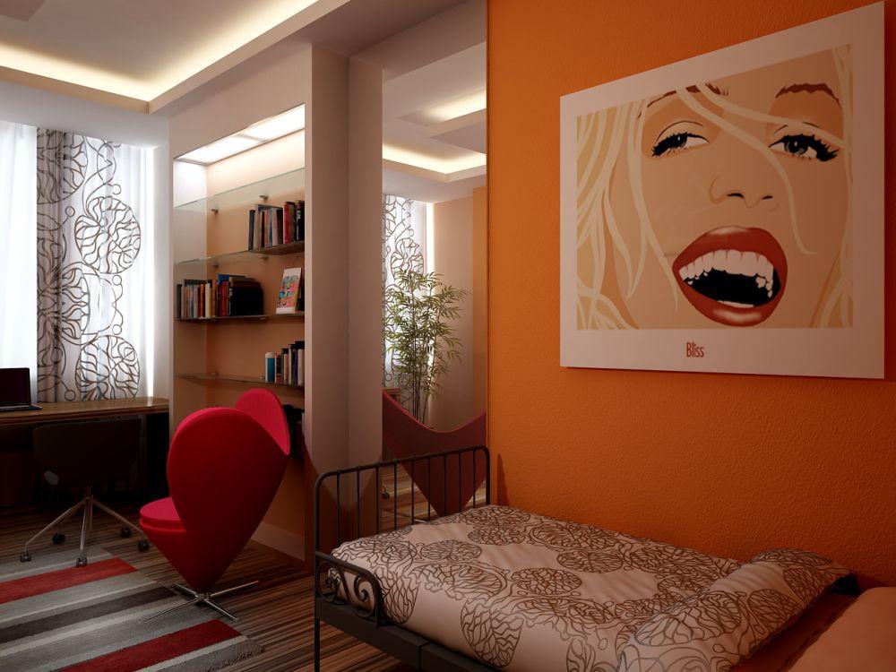 Ремонт в комнате для девушки