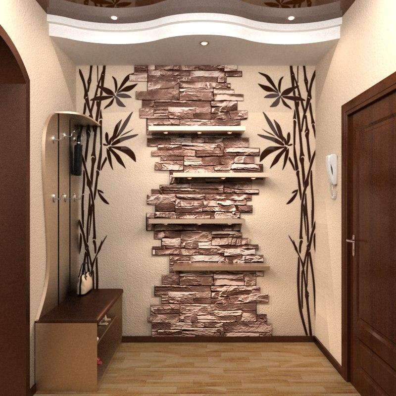 Современный дизайн кухни 13 кв.м