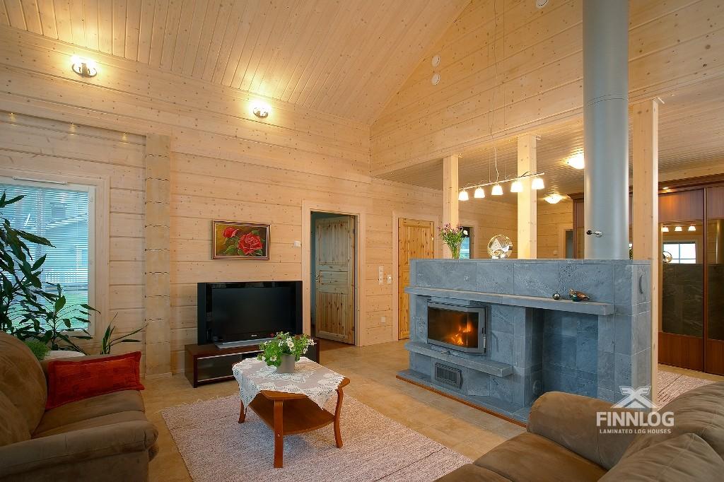 Внутренний дизайн одноэтажного дома