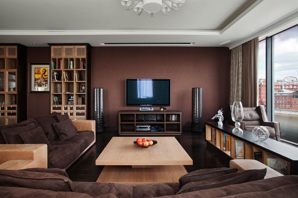 Интерьер для гостиной в москве