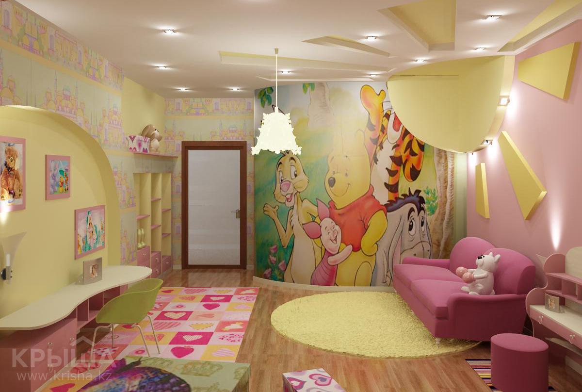 Как красиво сделать ремонт в комнате для девочки