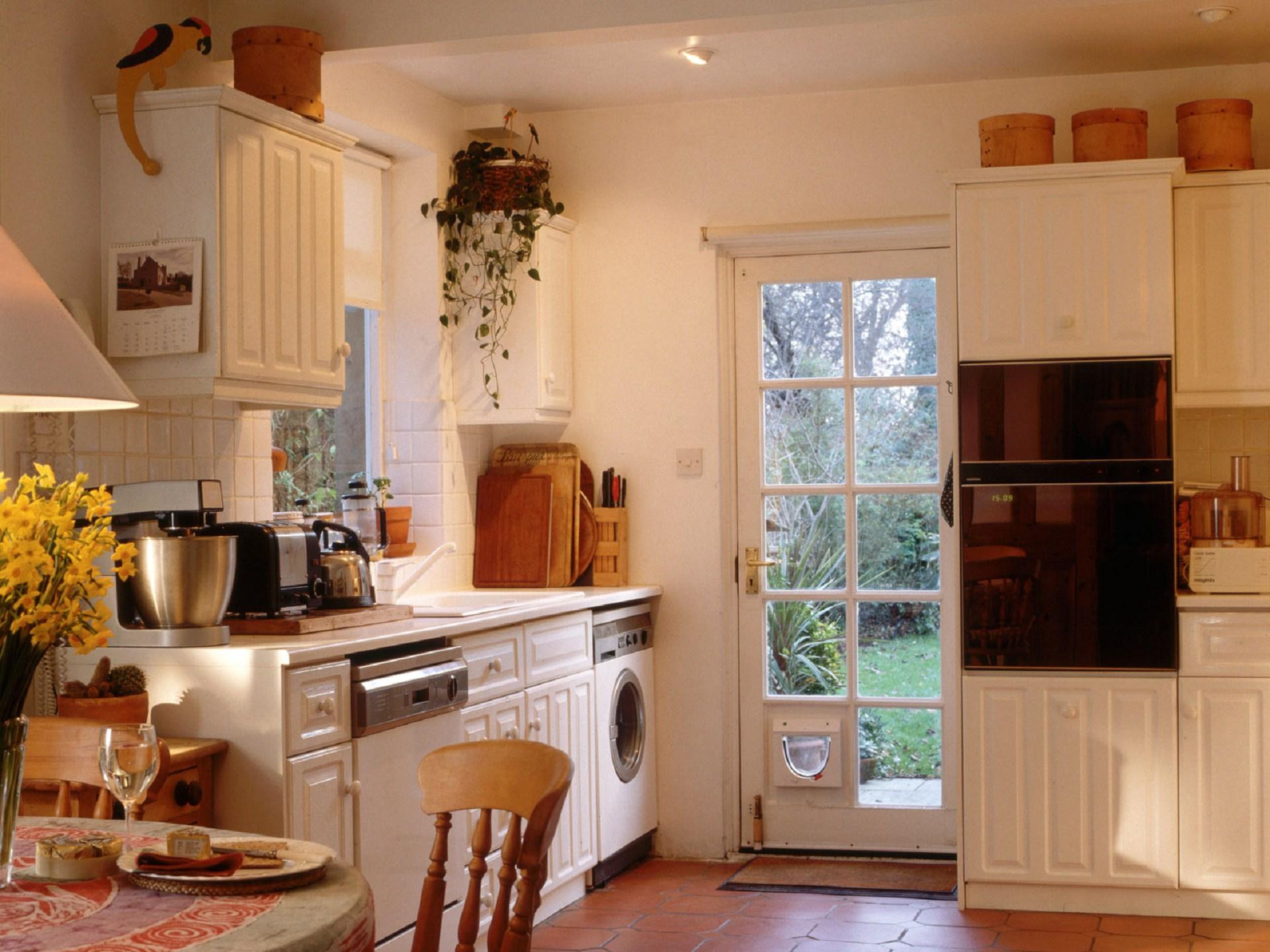 Дизайн кухни в частном доме: 50 фото самых удачных интерьеров 19