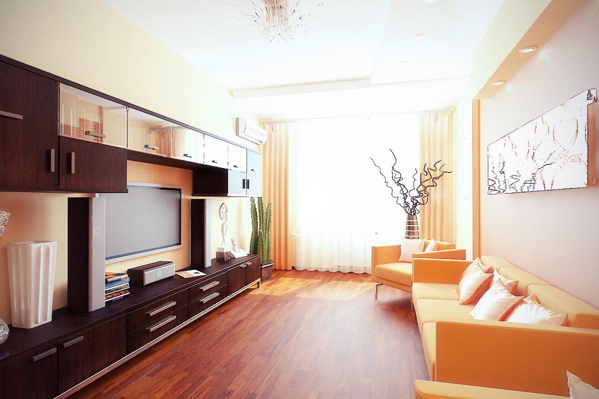 Фото дизайн ремонт двухкомнатных квартир