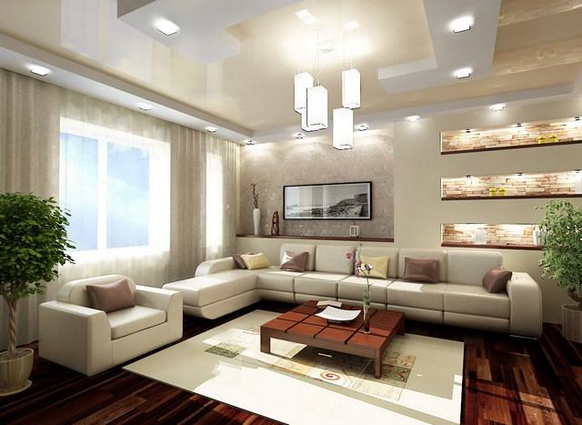 Дизайн однокомнатной квартиры в новостройках