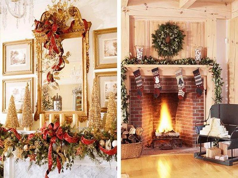 """Как украсить дом своими руками на новый год фото """" Картинки и фотографии дизайна квартир, домов, коттеджей"""