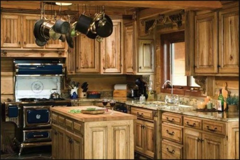 Кухни своими руками в деревянном доме