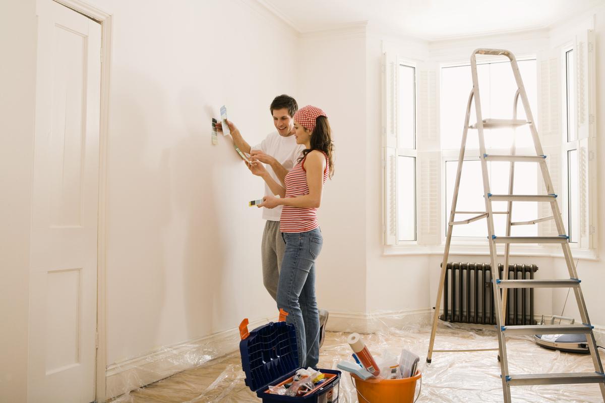 Видео уроки ремонта квартиры своими руками