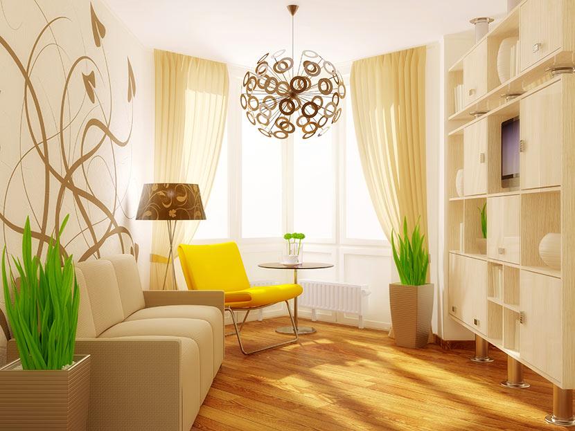 Как сделать визуально комнату больше