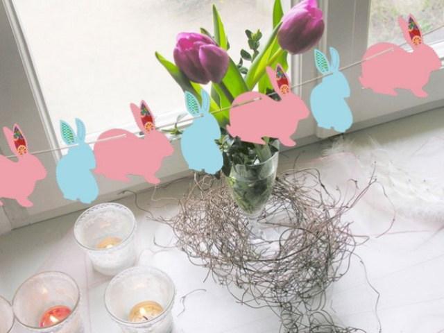 Весна в квартире своими руками