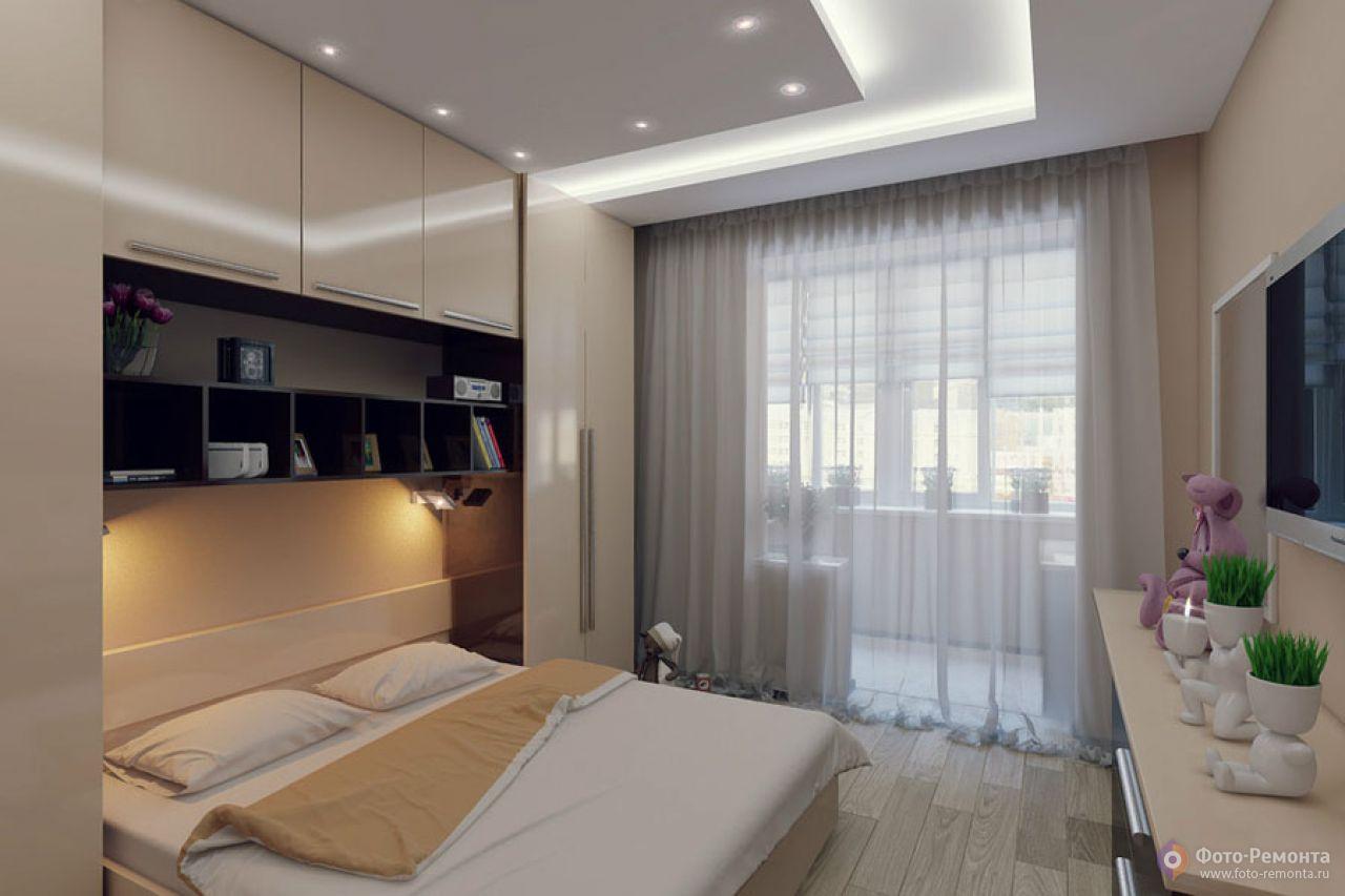 Дизайн спальни 12 кв. м. - 10 фото примеров + видео.