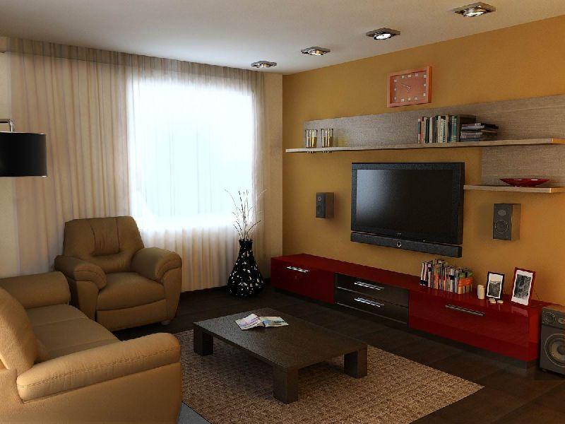 Интерьер комнаты 15 кв.м фото в квартире