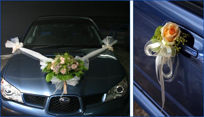 Свадебное украшение на машину своими руками пошаговая инструкция